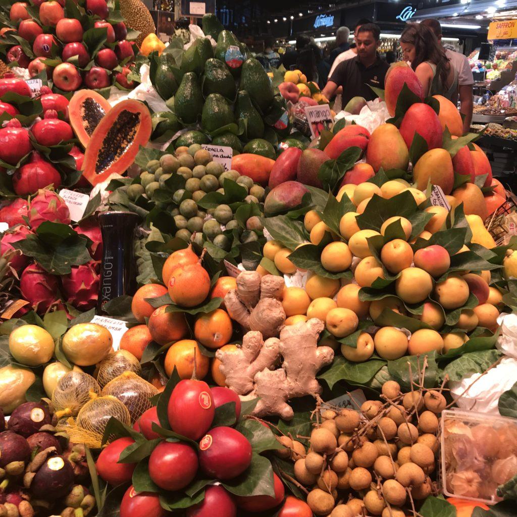 Mercado della Rambla
