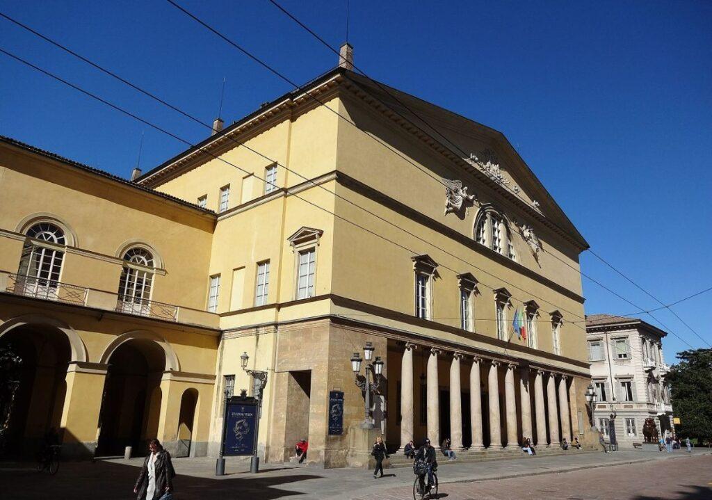 Parma Capitale Italiana della Cultura Senza Glutine: Il Regio