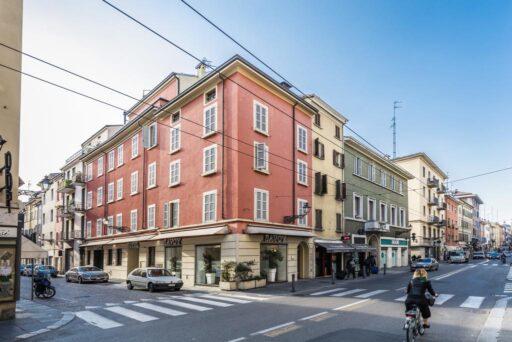 Parma Capitale Italiana della Cultura Senza Glutine: L'albergo