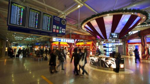 Aeroporto di Roma Fiumicino Senza Glutine