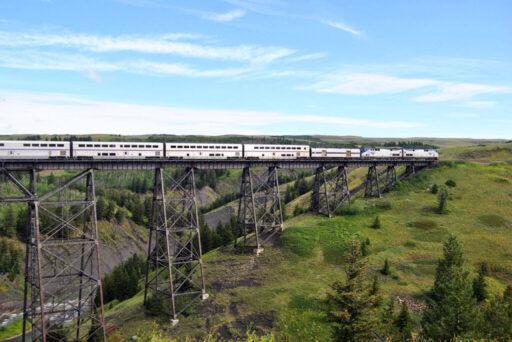 Stati Uniti Senza Glutine Tour in treno da Est ad Ovest