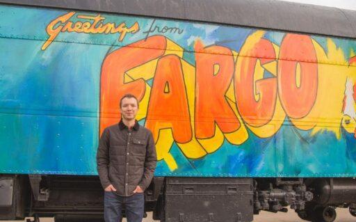 Stati Uniti Senza Glutine Tour in treno da Est ad Ovest: Fargo Stazione ferroviaria