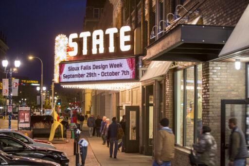 Stati Uniti Senza Glutine Tour in treno da Est ad Ovest: Fargo Teatro