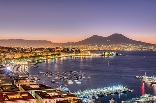 Napoli Tour Fotografico Senza Glutine
