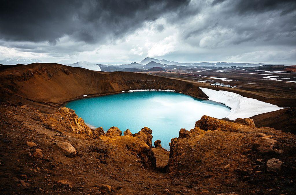 Islanda Senza Glutine Mývatn